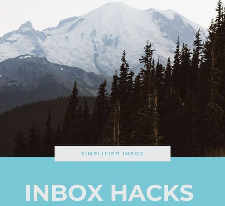 Inbox Hacks & Workflows