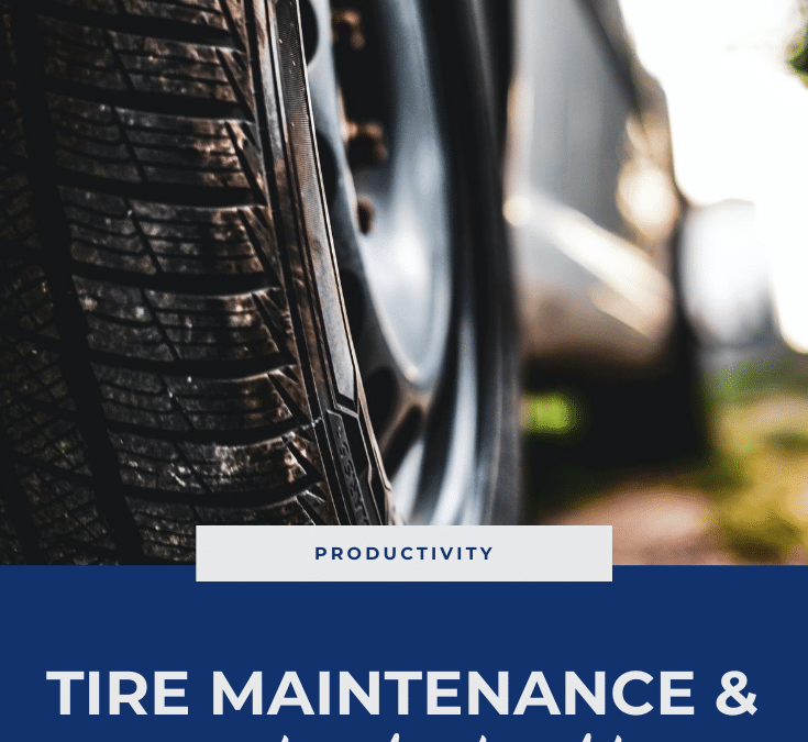 Tire Maintenance & Your Downloads Folder