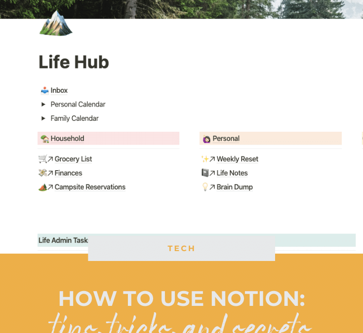 How to Use Notion: Tips, Tricks, and Secrets for Beginners | Simplified Business Systems